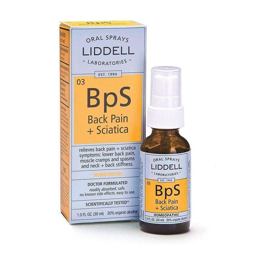 Liddell Laboratories Back Pain + Sciatica (1 ounces)