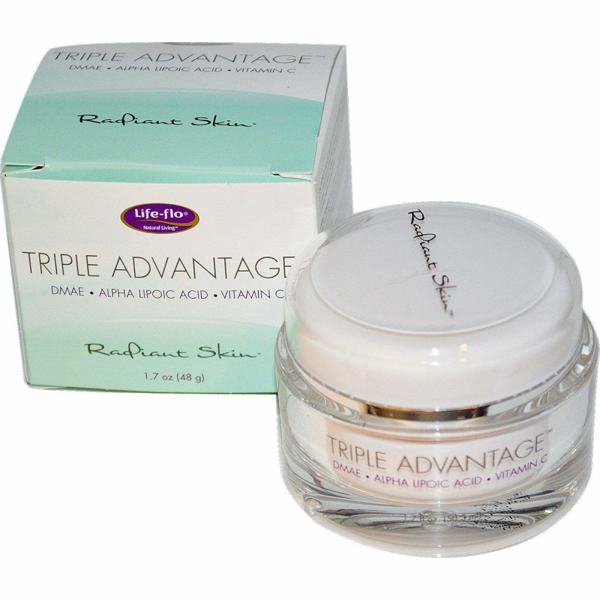 Life-Flo Triple Advantage, 1.7-Ounce