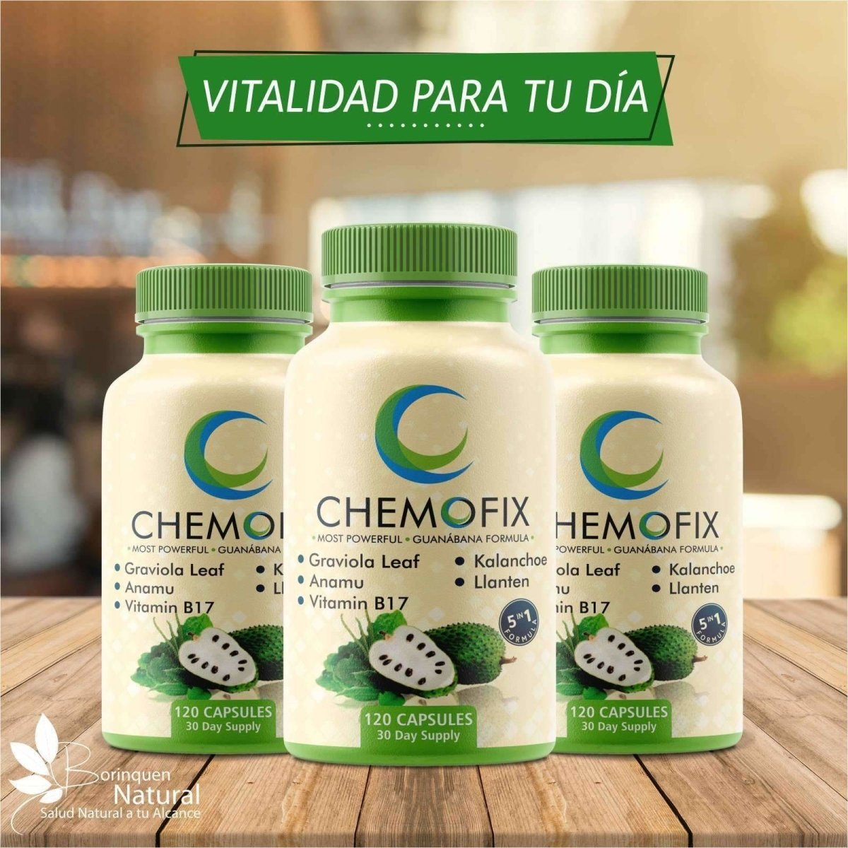 Linea Natural - Productos Fix - Todo Para La Salud