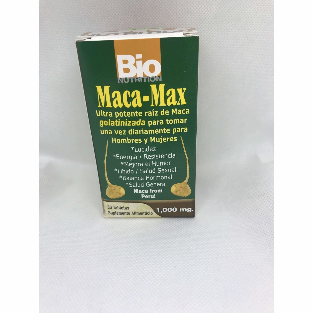 Maca-Max 1,000mg 30 Tablets