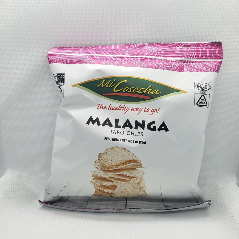 Malanga - Taro Chips - Snack - 1oz - 1 Bag