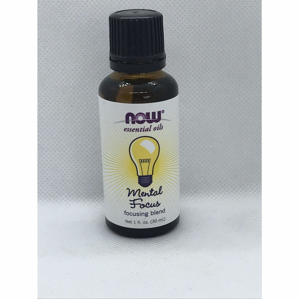 Mental Focus Oil 100% Pure 1 Oz