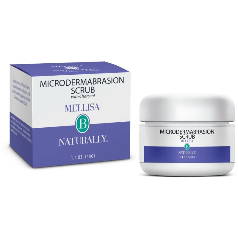 Microdermabrasion Scrub w/ Charcoal, Fermented Fruits & Hyaluronic Acid 2.40Z