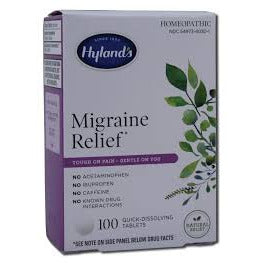Migraine Relief 100 tablets