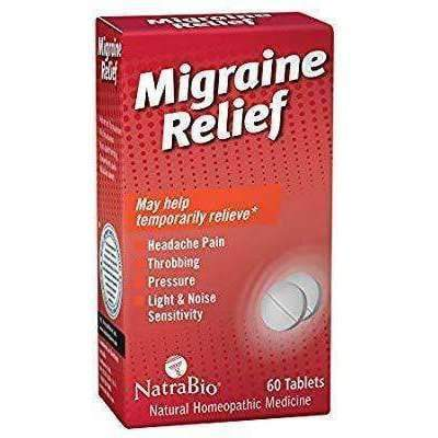 Migraine Relief 60 Tablets
