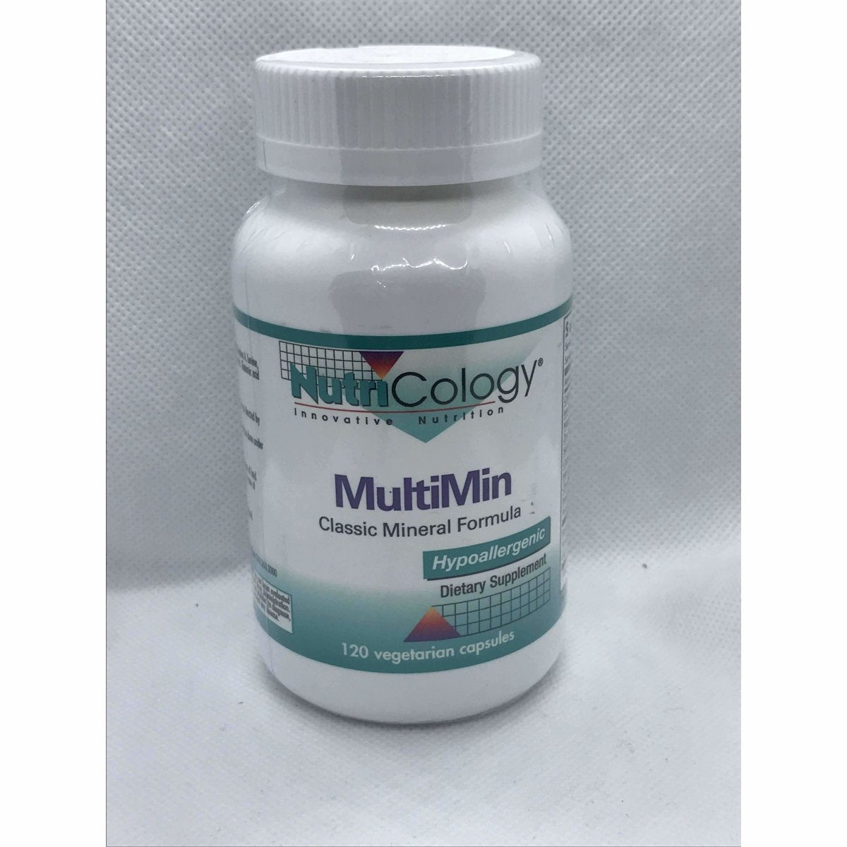 MultiMin 120 Vegetarian Capsules