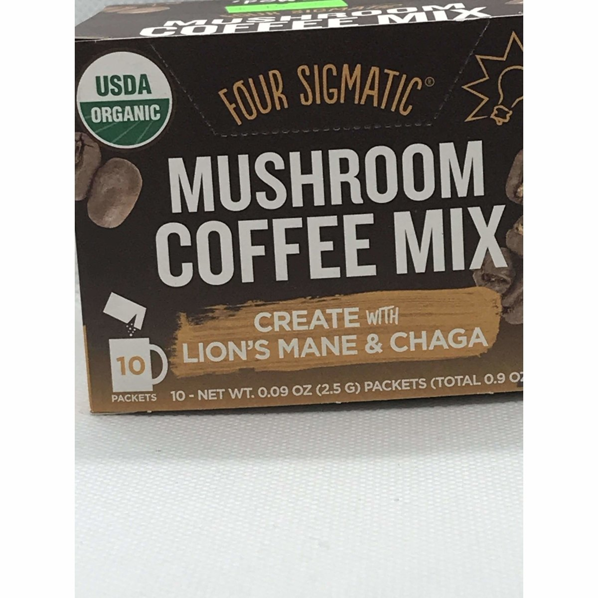 Mushroom Coffee Mix 10 Packets