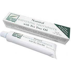 Natural Toothpaste (Antiseptic)-TEA TREE THERAPY