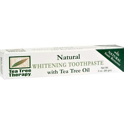 Natural Whitening Toothpaste (Antiseptic)