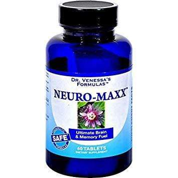 Neuro-Maxx Brain & Memory Fuel, Tablets, 60 ea