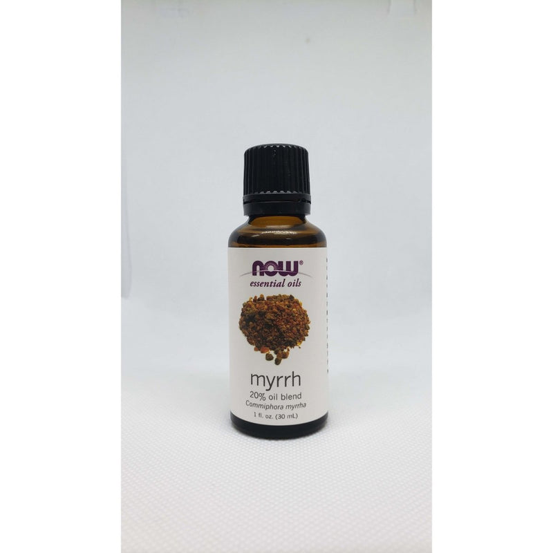 Now Essential Oil - Myrrh 20% Oil Blend - Commiphora Myrrha - 1oz