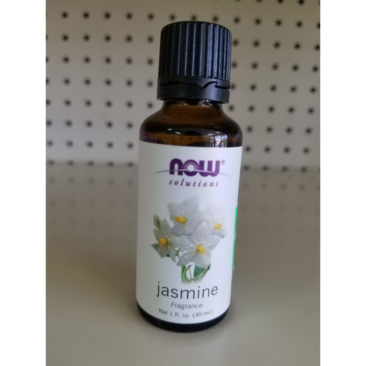 NOW Essential Oils Jasmine Fragrance, 1 fl oz