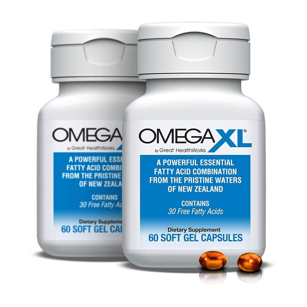 Omega XL - 60 Soft Gel Capsules