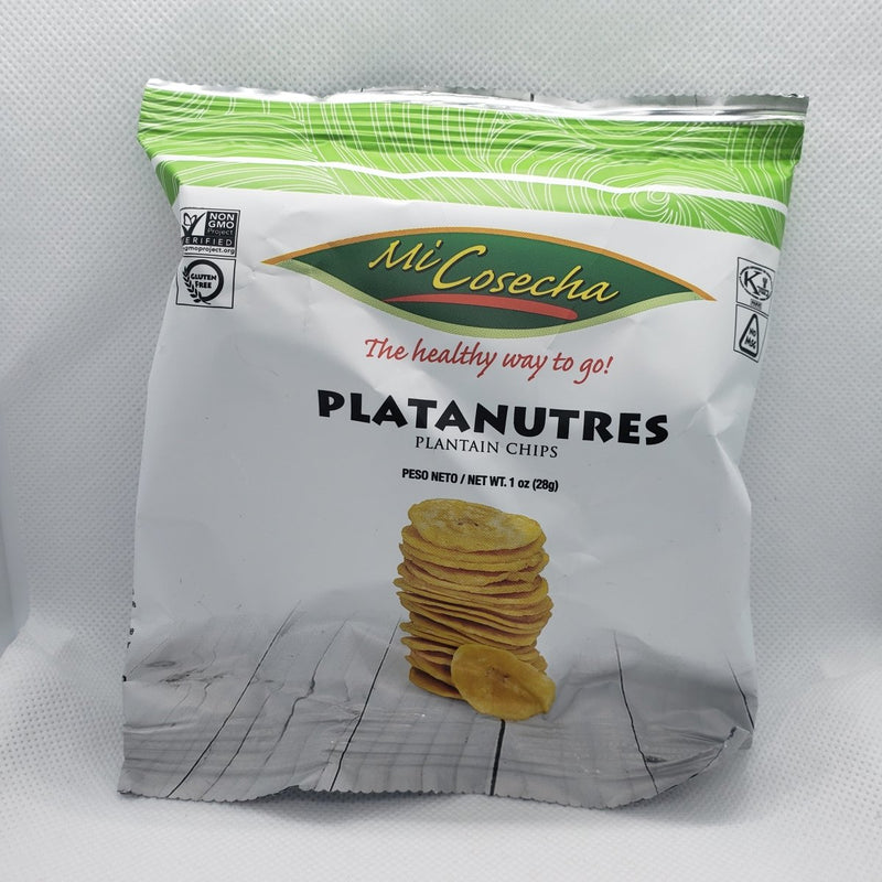 Platanutres - Plantain Chips - Snack - 1oz - 1 Bag