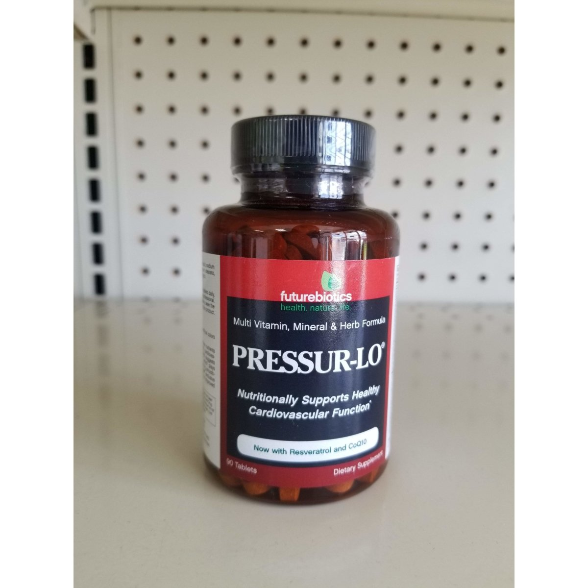 Pressure Lo (Advanced Herbal), 90 tb ( Multi-Pack)