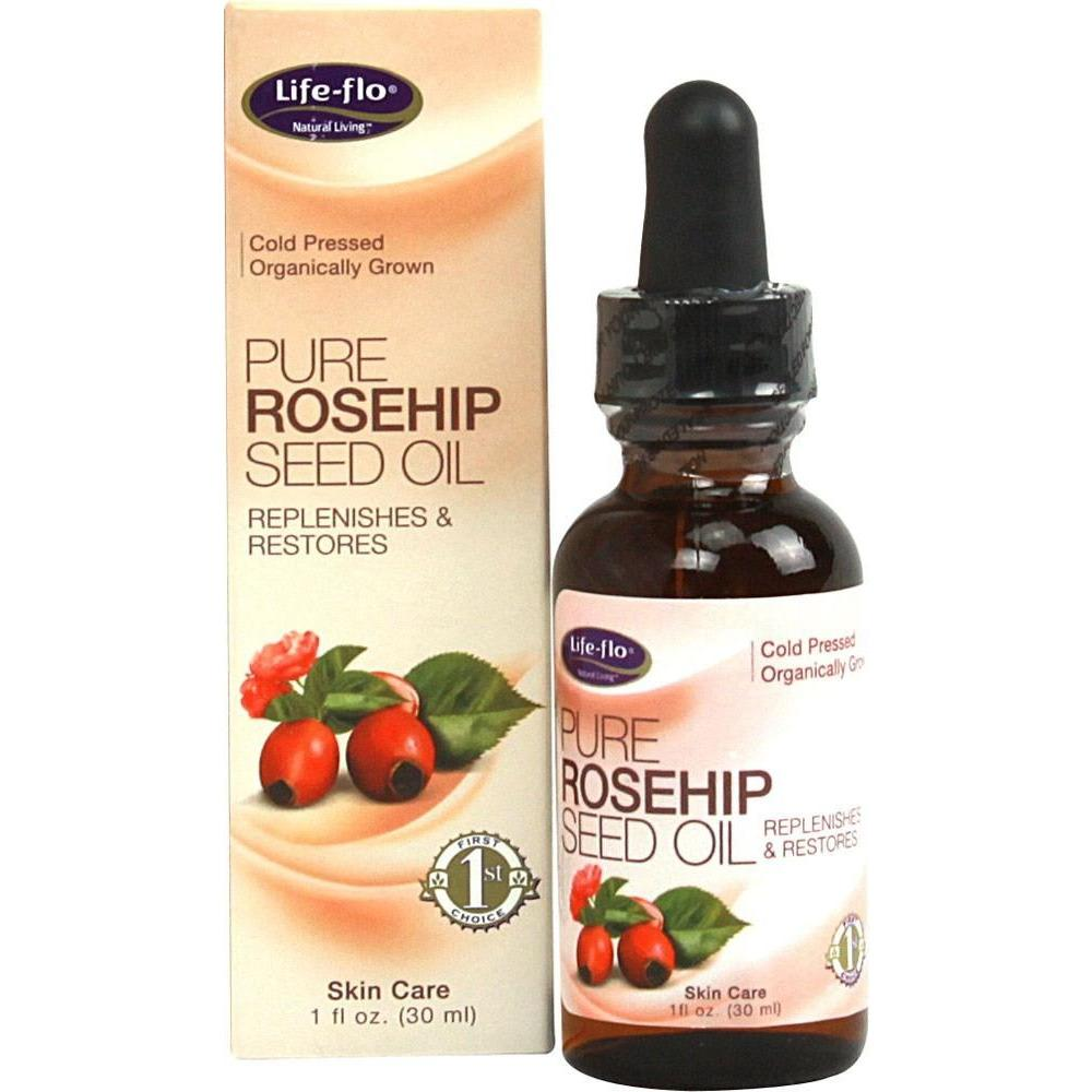 Pure Rosehip Seed Oil 1 ounce