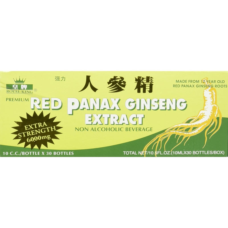 Red Panax Ginseng Extract - 30 Bottles