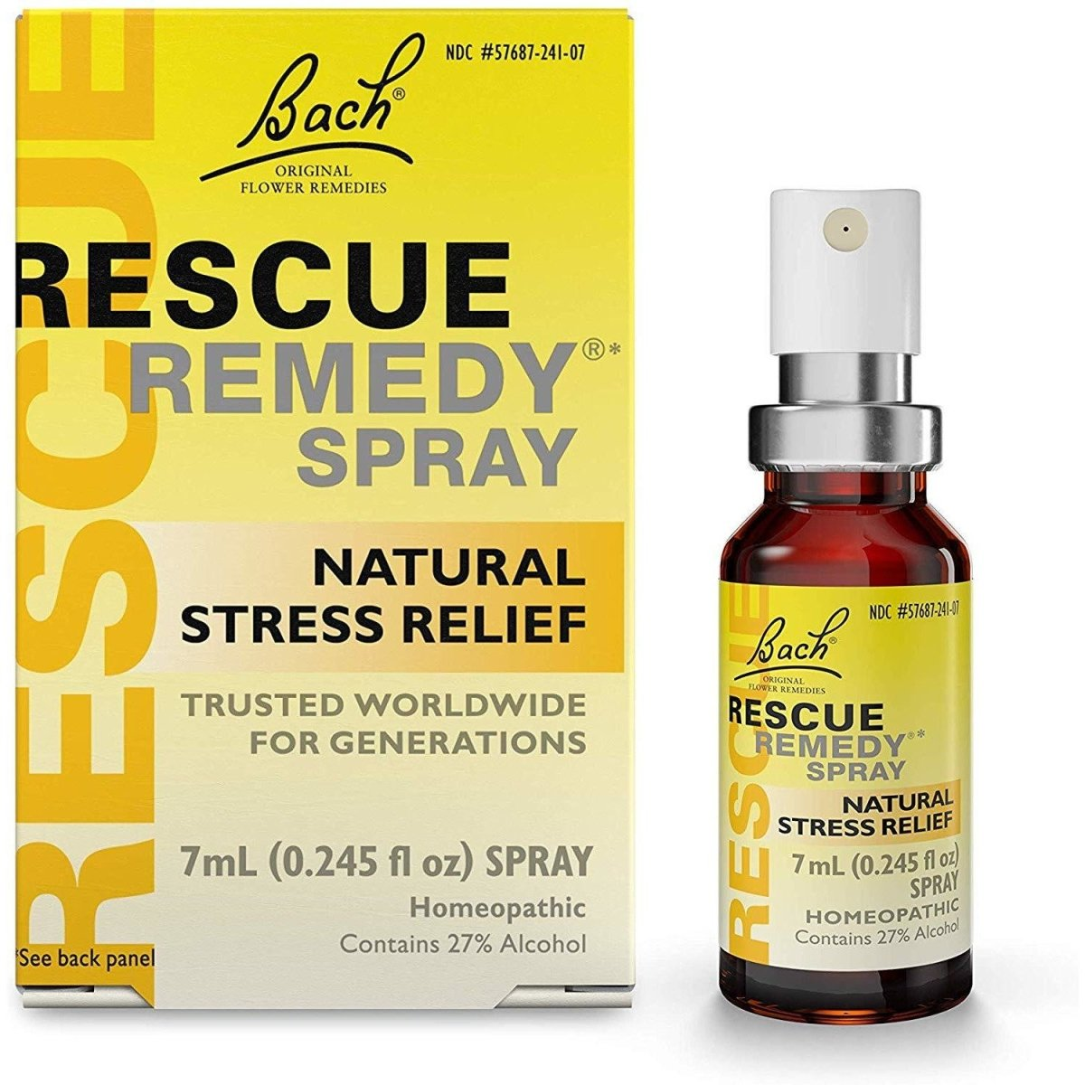 Rescue Remedy Spray - Stress Relief - 7ml