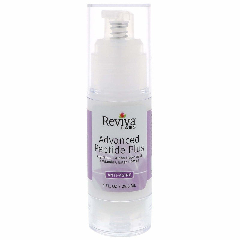 Reviva Labs Advanced Peptide Plus -- 1 fl oz 29.5ml