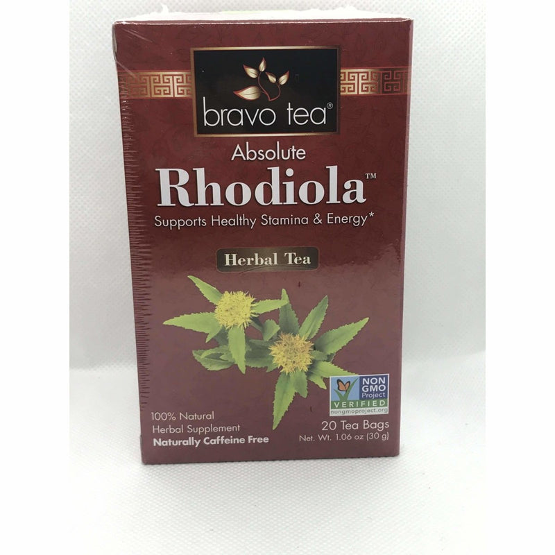 Rhodiola Herbal Tea - 20 Teabags