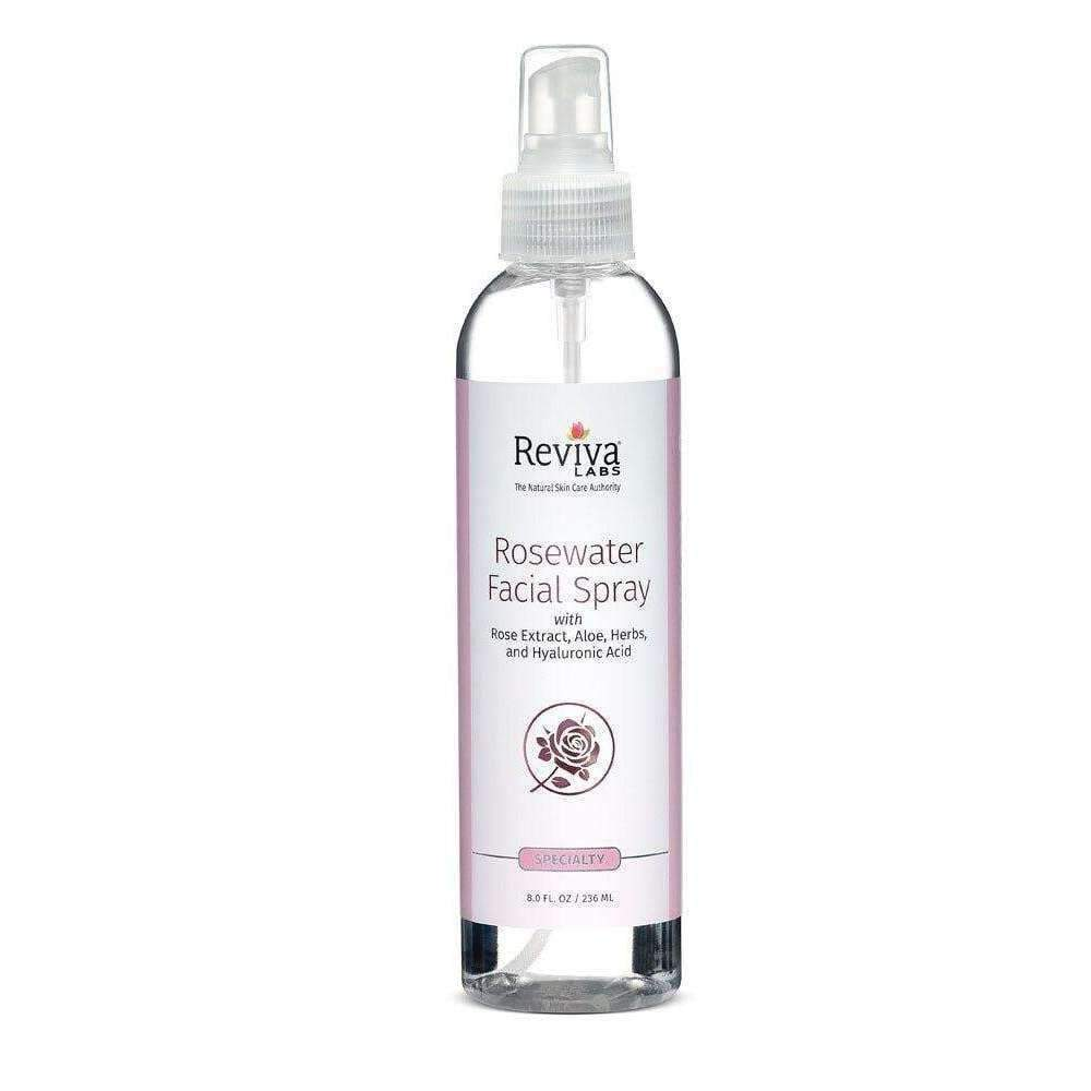 Rose Facial Spray 8Oz