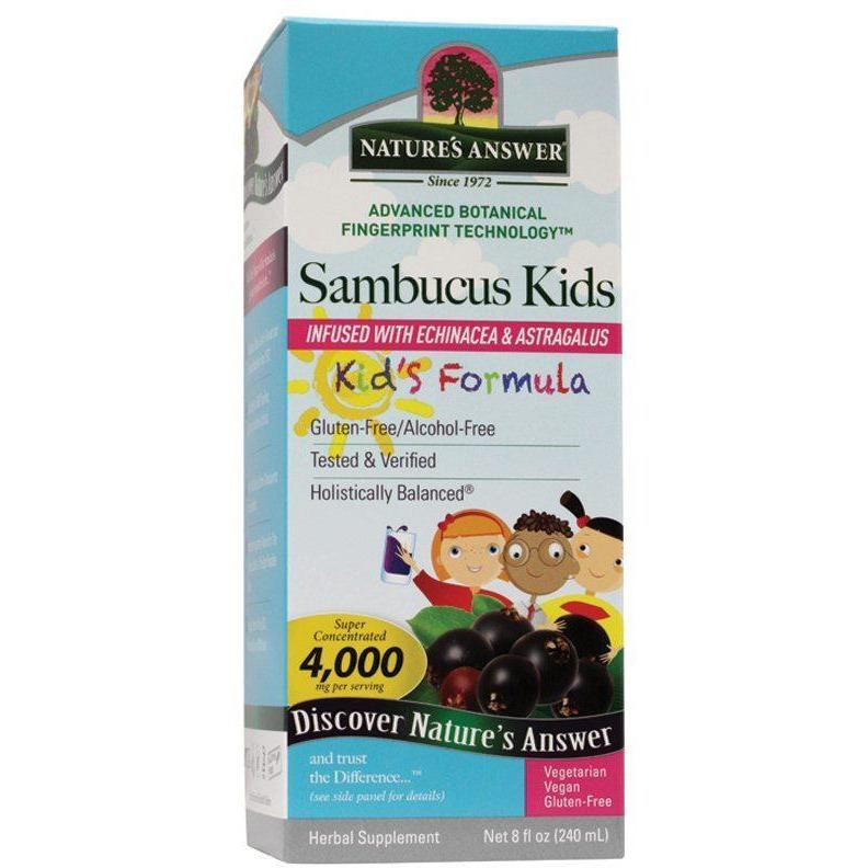 Sambucus for Kids 8 Oz