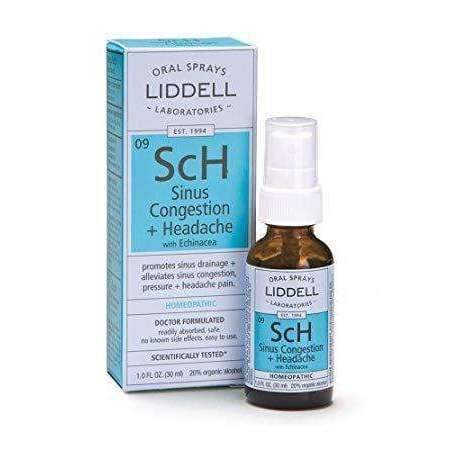 Sinus Congestion + Headache - 1 Oz