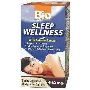 Sleep Wellness - 642mg - 60 Vegetarian Capsules