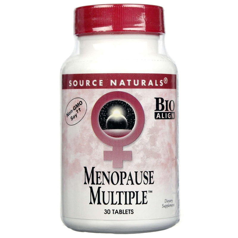 Source Naturals, Inc. Menopause Multiple 30 Tablets