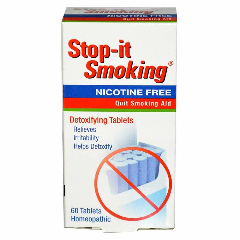 Stop-it Smoking 60 Tablets