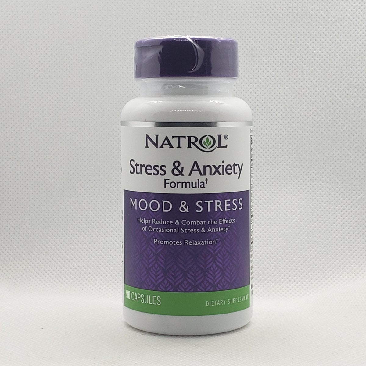 Stress and Anxiety Formula - SAF - Mood & Stress - 90 Capsules