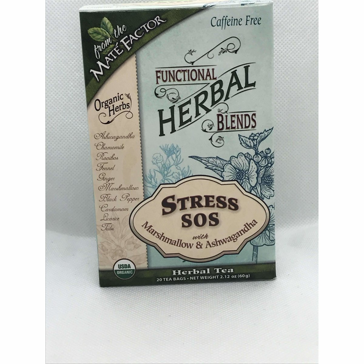 Stress Sos - 20 Tea Bags