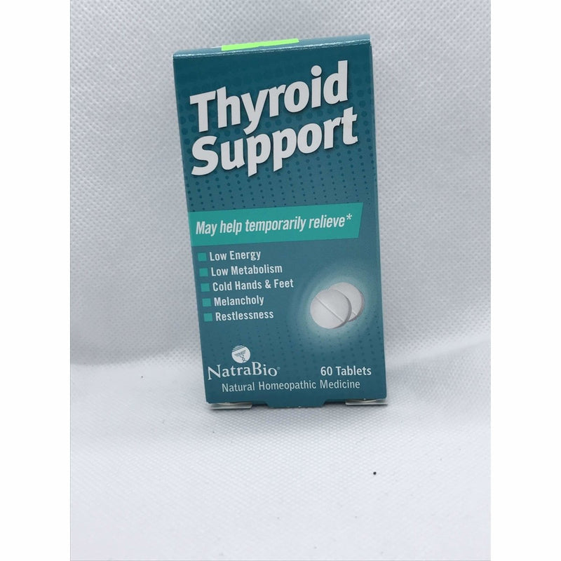 Thyroid Support 60 Tablets