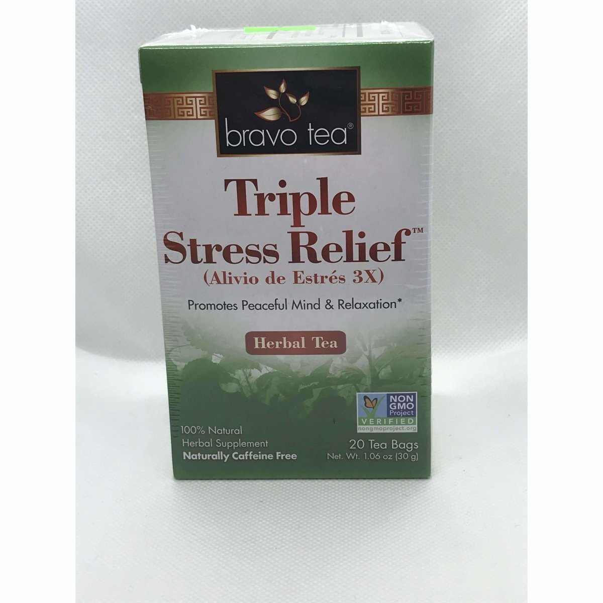 Triple Stress Relief 20 - Teabags