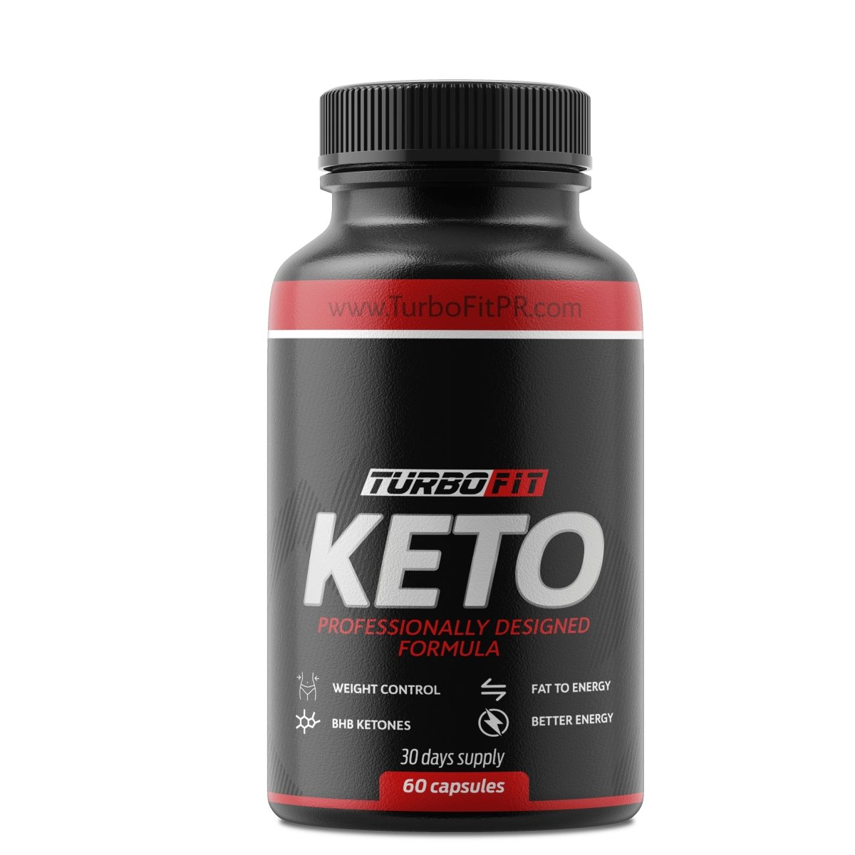 Turbo Fit - KETO - Maxima Concentracion