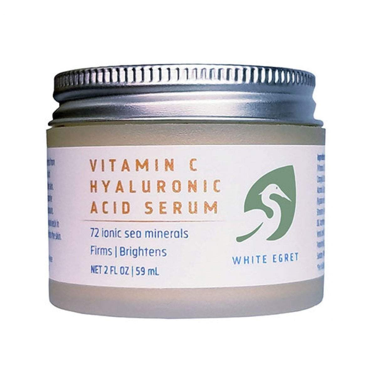 White Egret Hyaluronic Acid with Vitamin C