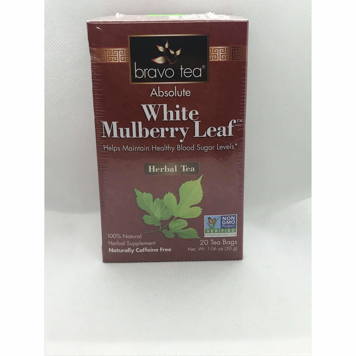 White Mullberry Leaf - 20 Teabags