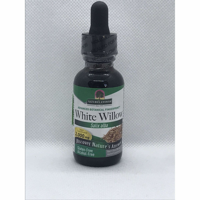 White Willow Drops 1 Oz