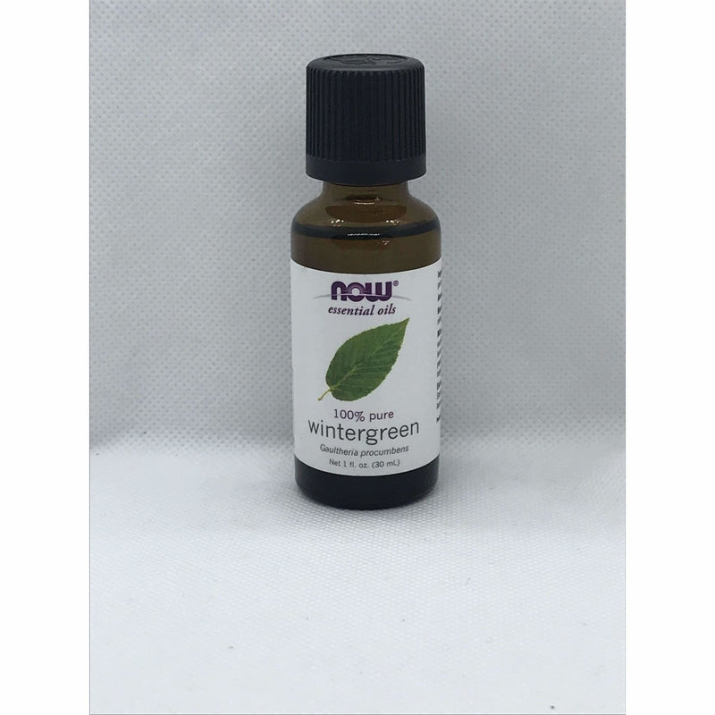 Wintergreen Oil 100% Pure 1 Oz