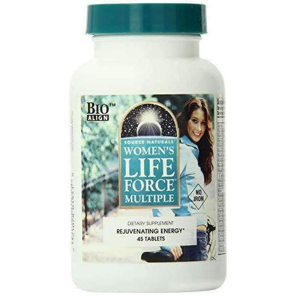 Women's Life Force Multiple 45 Tablets
