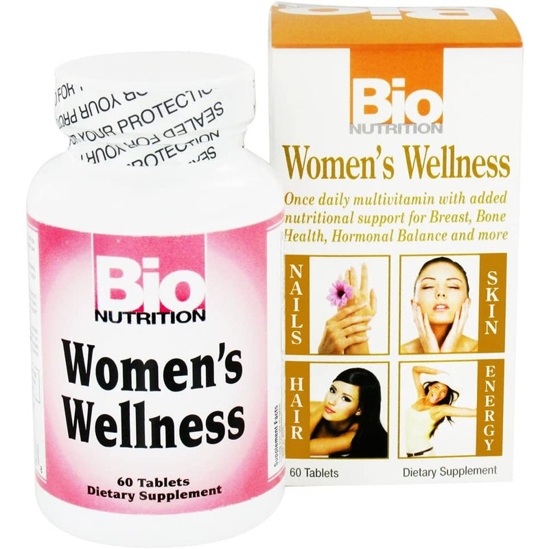 Women's Wellness - 1,286mg - 60 Tablets