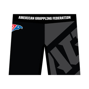 Mostly Black AGF Shorts