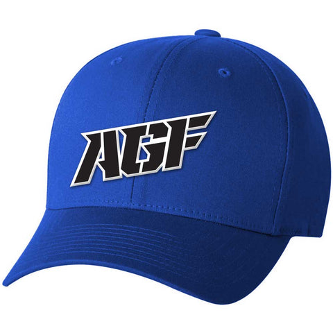 Blue AGF Hat