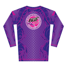 New Pink Rash Guard (Long Sleeve)