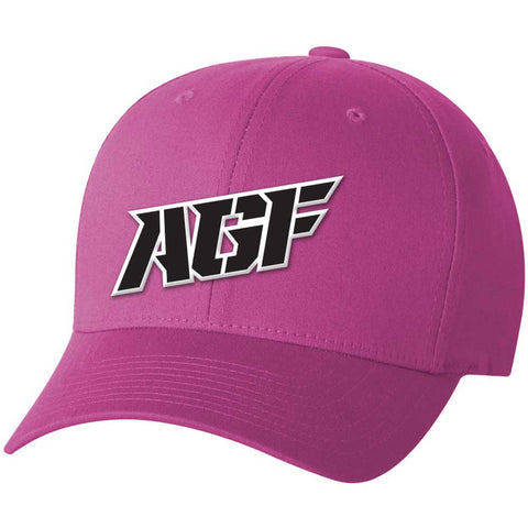 Pink AGF Hat