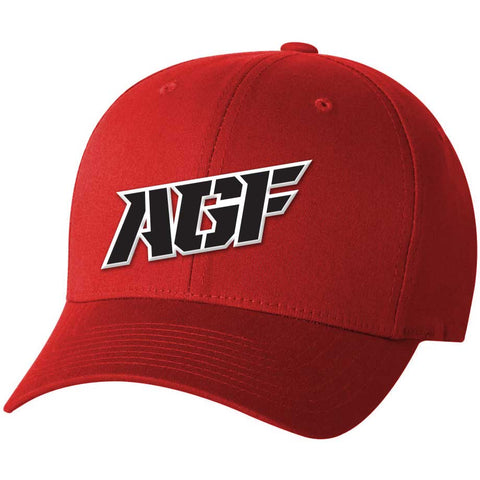 Red AGF Hat