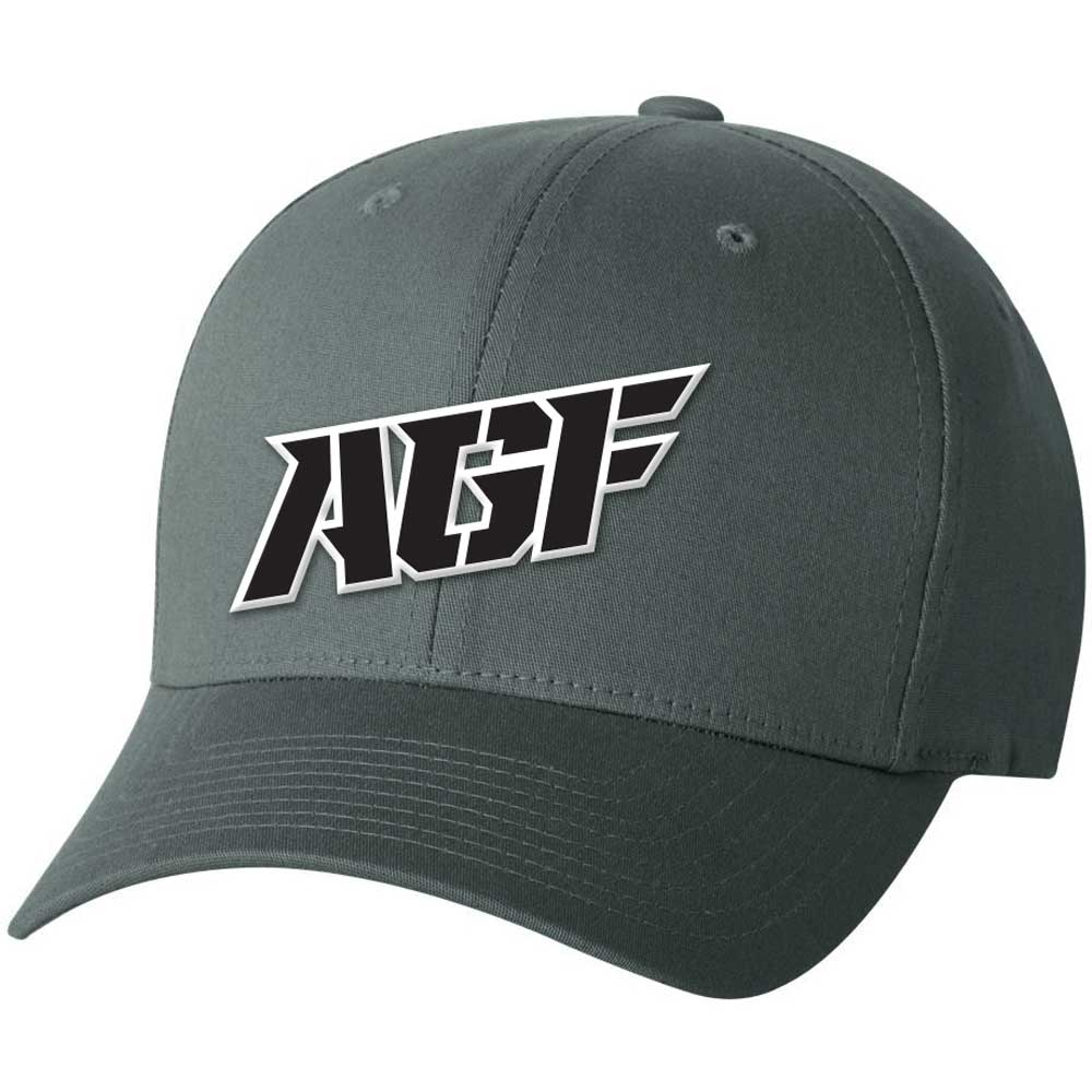 Grey AGF Hat