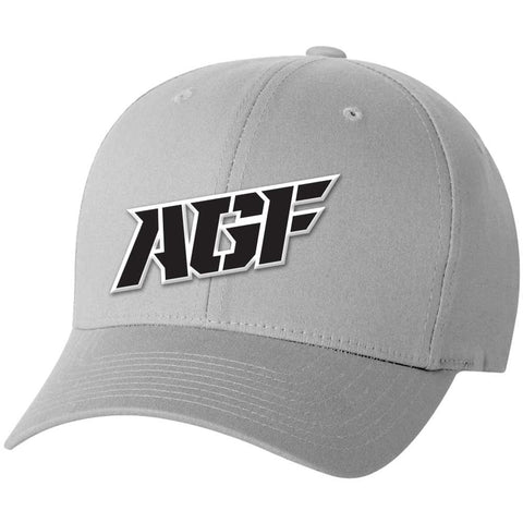 White AGF Hat