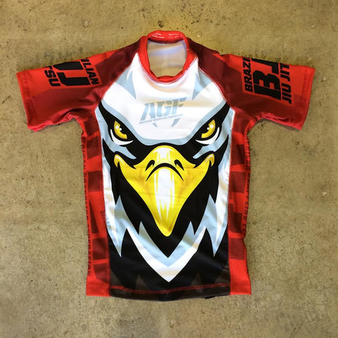 Original Eagle Rash Guard (Short Sleeve)