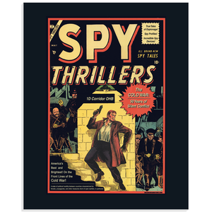 Spy Thrillers Acrylic Prints